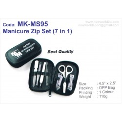 Manicure Zip Set MK-MS95