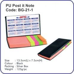 PU Post it Note BG-21-1