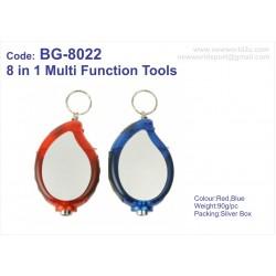 8 in 1 Multi Function Tools BG-8022