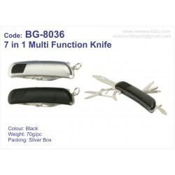 7 in 1 Multi Function Knife BG-8036