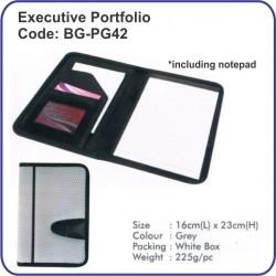 Executive Portfolio BG-PG42