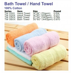 Bath / Hand Towel