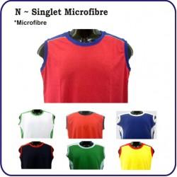 N - Singlet Microfiber