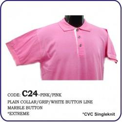 T-Shirt CVC C24 - Pink/Pink