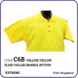 T-Shirt CVC C6B - Yellow/Yellow
