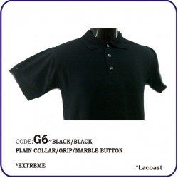 T-Shirt Lacoast G6 - Black/Black
