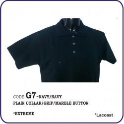 T-Shirt Lacoast G7 - Navy/Navy