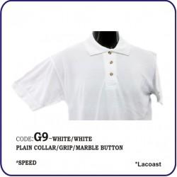 T-Shirt Lacoast G9 - White/White