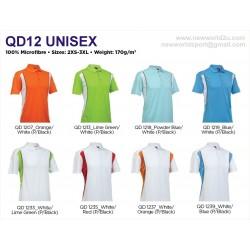 Quickdry Unisex QD12