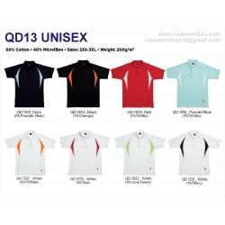 Quickdry Unisex QD13