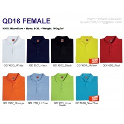 Quickdry Female QD16