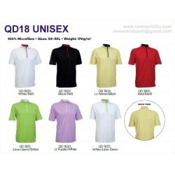 Quickdry Unisex QD18