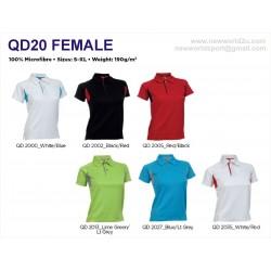 Quickdry Female QD20