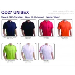 Quickdry Unisex QD27