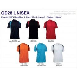 Quickdry Unisex QD28