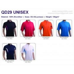 Quickdry Unisex QD29