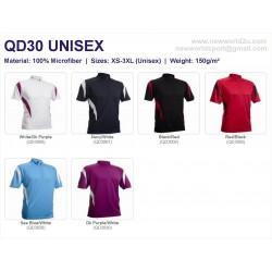 Quickdry Unisex QD30