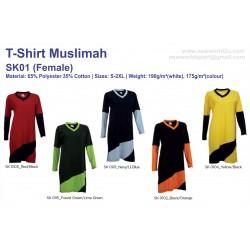 T-Shirt Muslimah